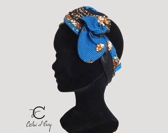 Headband, simple headband all in cotton and wax