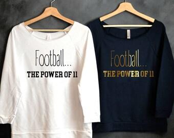 Football Mom Shirt, Football Season, Game Day Shirt, College Football, Gift for Girlfriend, Mom Life Shirt, Football Mom, Birthday Gift