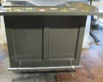 Custom Home Dry Bar