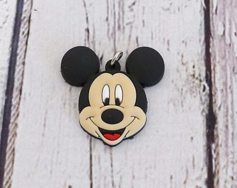 Mickey Mouse - Disney - mouse - Keychains - pendants - Necklace Keyring