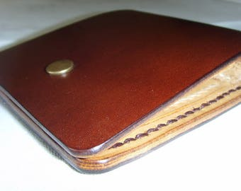 """Leather wallet mini """"Сompact"""""""
