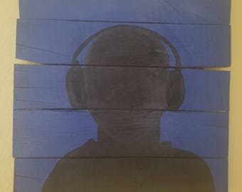 Autistic Boy - HeadPhones