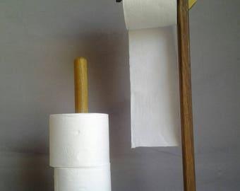 Toilet Tissue Holder/Dispenser