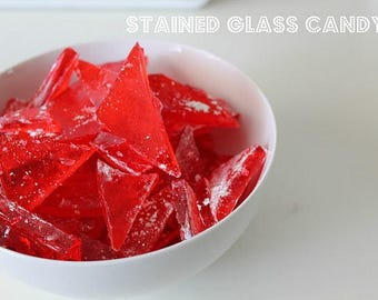 Broken Glass Candy