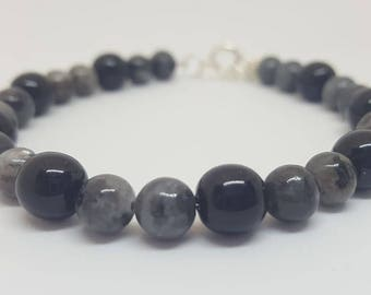 Larvikite Bracelet