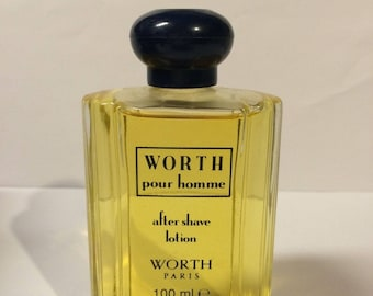 Worth Pour Homme After Shave 3.38oz/100 ML