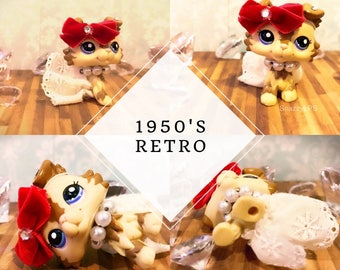 LPS Outfit 1950's Retro