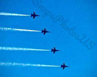 Blue Angels Print