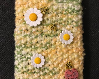 Iphone 8 plus knitted case (7 plus fit)