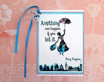 Mary Poppins Bookmark
