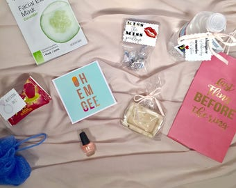 Bachelorette Party Favors Package - I do it all, for you!