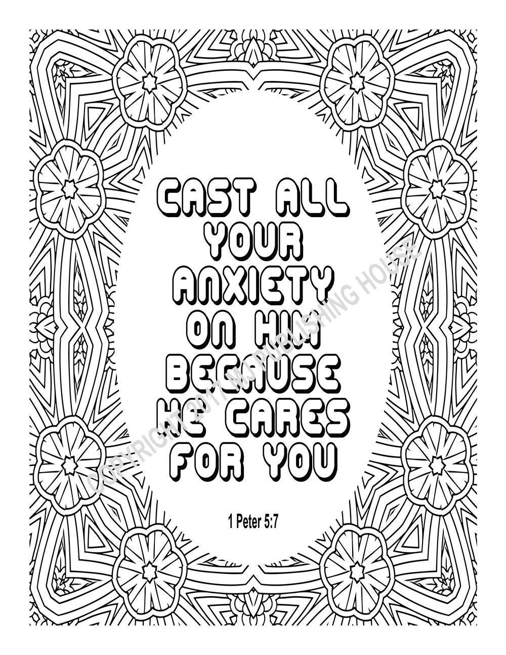 Coloring pages beatitudes -  Zoom