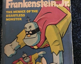 Frankenstein Jr. Big Little Book