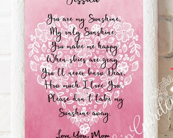 daughter valentines gift for daughter gift from mom to daughter daughter gifts personalized daughter gift daughter