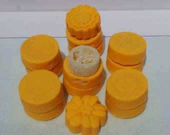 Sunset Luffa Artisan Cold Process Soap