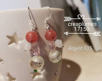 Gorgeous Sterling Silver Earring