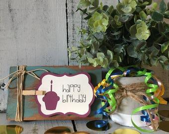 Birthday Gift Tag, Birthday Tag, Gift Tag, Birthday, Happy Birthday, Gift Label