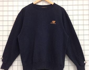 Vintage New Balance Sweatshirts Nice Design