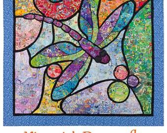 Dragonfly quilt | Etsy : dragonfly quilt - Adamdwight.com