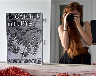 The Catcher in the Rye Print