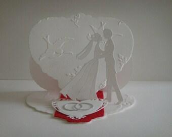 Same Kit card or mark up wedding make you
