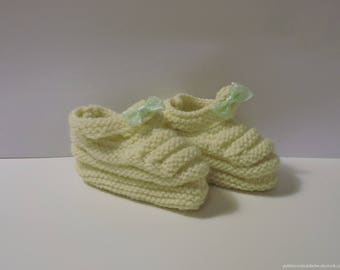 Baby 0/3 month baby booties