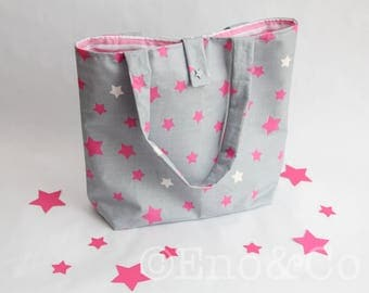 SMALL CLOTH BAG IS COATED FOR OUR SMALL POUPETTES