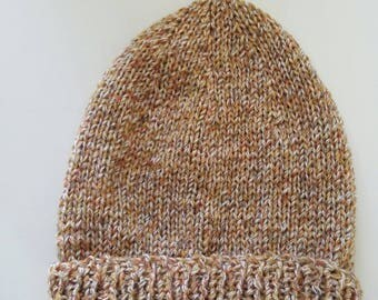 Hat man / woman hand knitted