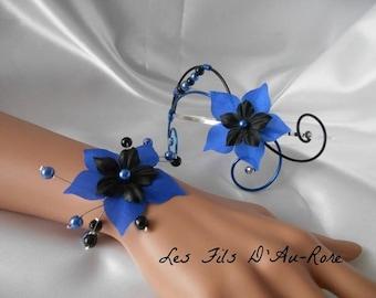 """Set """"ELSA"""" adult bracelet & headband"""