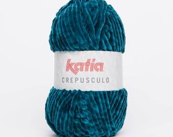 wool katia color 88 ball 100gr crepúsculo