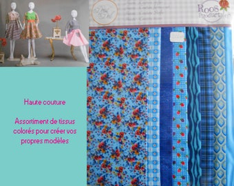 """Coupon of fabric """"Roos Productions"""""""