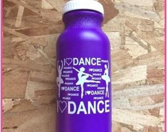 Purple Ballerina Bottle