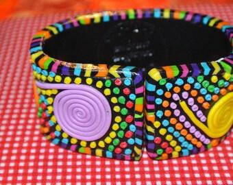"Bracelet ""life in color..."" 3"