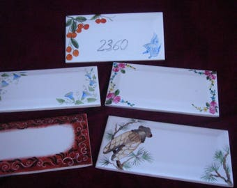 door or customizable outer villa plates plates