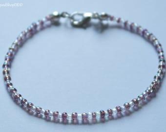 "Bracelet ""Violet Dreams"""
