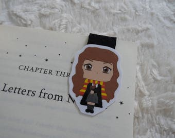 Magnetic bookmark - Hermione