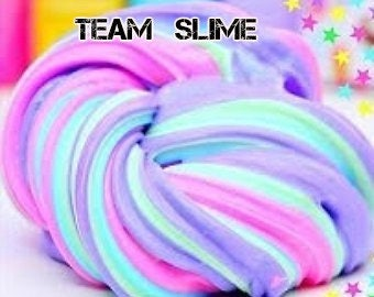 Custom Fluffy Slimes!