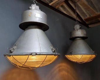 Industrial Factory Lamps