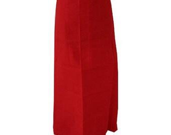 100% Lizy Bizy Zacht mengen stof Petticoat alle kleuren voering voor Saree, lange jurk, onderrok