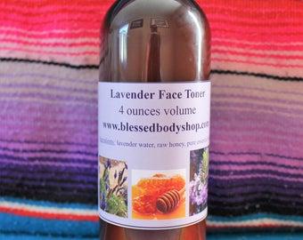 Lavender Face Toner