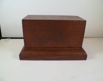for rider sc4 wooden rectangular base