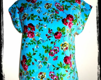 LAST Tops MAUREEN velvet neckline back 38 and 40
