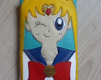 Sailor Moon leatherette eReader cover