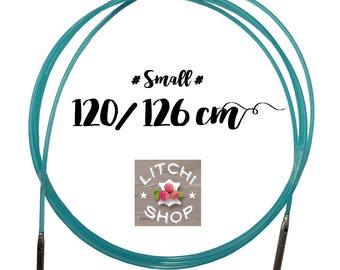 """Cable interchangeable HiyaHiya """"Small"""" 120 cm"""