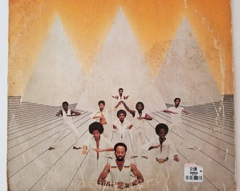 Earth Wind and Fire Spirit Record