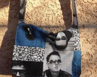 bag bag UNISEX reversible shoulder multi pockets