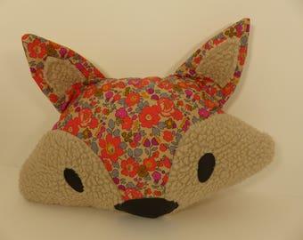 Liberty Fox pillow