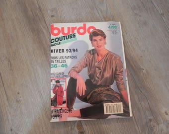Magazine BURDA easy tailoring winter 93/94