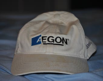 Zach Johnson Aegon Golf Hat