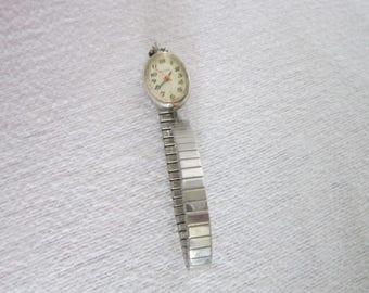 Vintage Bulova Ladies Wristwatch 10 K Rolled Gold for parts